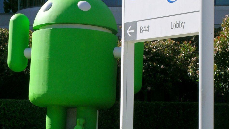 Der grüne Roboter war für das Betriebssystem Android nur Maskottchen - nun steigt der Internetkonzern tatsächlich in die Produktion von Robotern ein