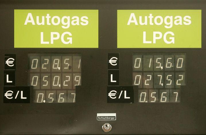 Autogas-Tankstelle in Luxemburg: Keine wirkliche Alternative