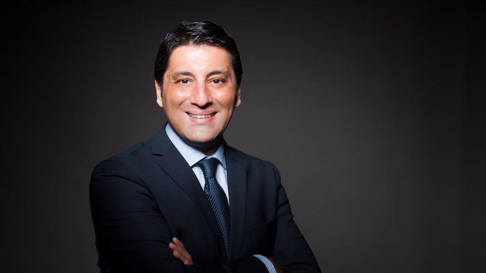 Gut verdient: Allianz-X-Chef Nazim Cetin