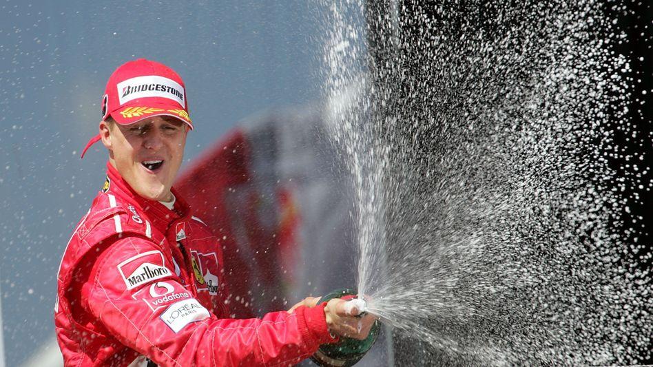 Vom Formel-1- zum Netflix-Star: Eine Dokumentation über Michael Schumacher startet am Mittwoch auf dem Streamingdienst