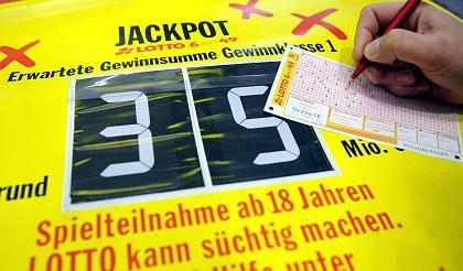 """Lotto-Jackpot: """"Es ist meine feste Überzeugung, dass es eine tief sitzende Aversion gegen die Markt- sprich Wettbewerbswirtschaft gibt"""""""