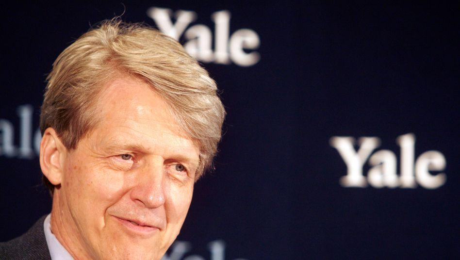 Warnt vor zu teuren Aktien: Nobelpreisträger Shiller gilt als Fachmann für die Preise an Kapitalmärkten
