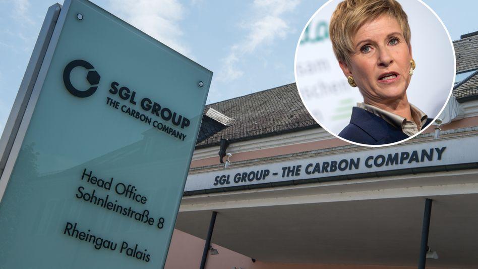 SGL Carbon, an dem die Milliardärin und BMW-Aktionärin Susanne Klatten mit 28,5 Prozent beteiligt ist, muss fast ein Zehntel der Stellen abbauen