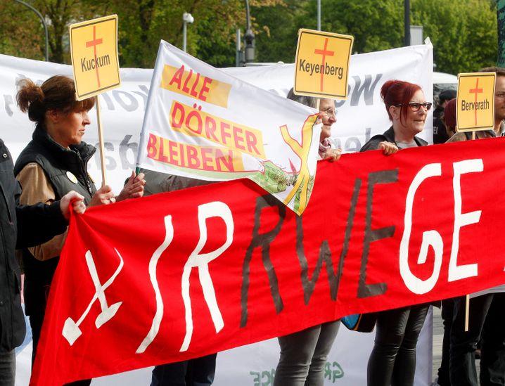RWE: Der Streit um Garzweiler geht weiter