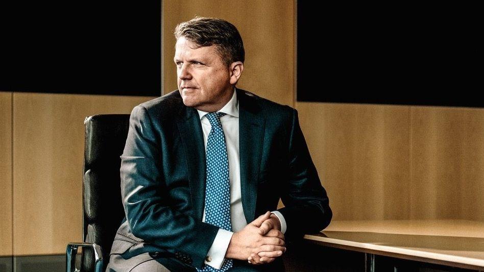 Stephan Sturm: Seit 14 Jahren ist er bei Fresenius – erst als Finanzvorstand, seit zweieinhalb Jahren ist er der Boss.
