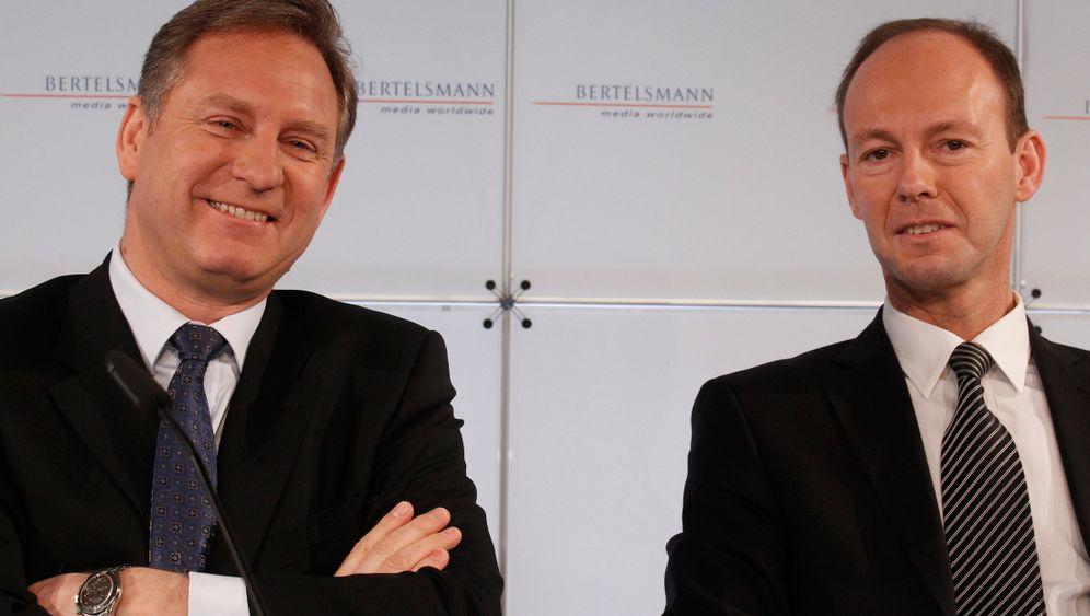 Thomas Rabe und Mitstreiter: Die Führungsriege von Bertelsmann