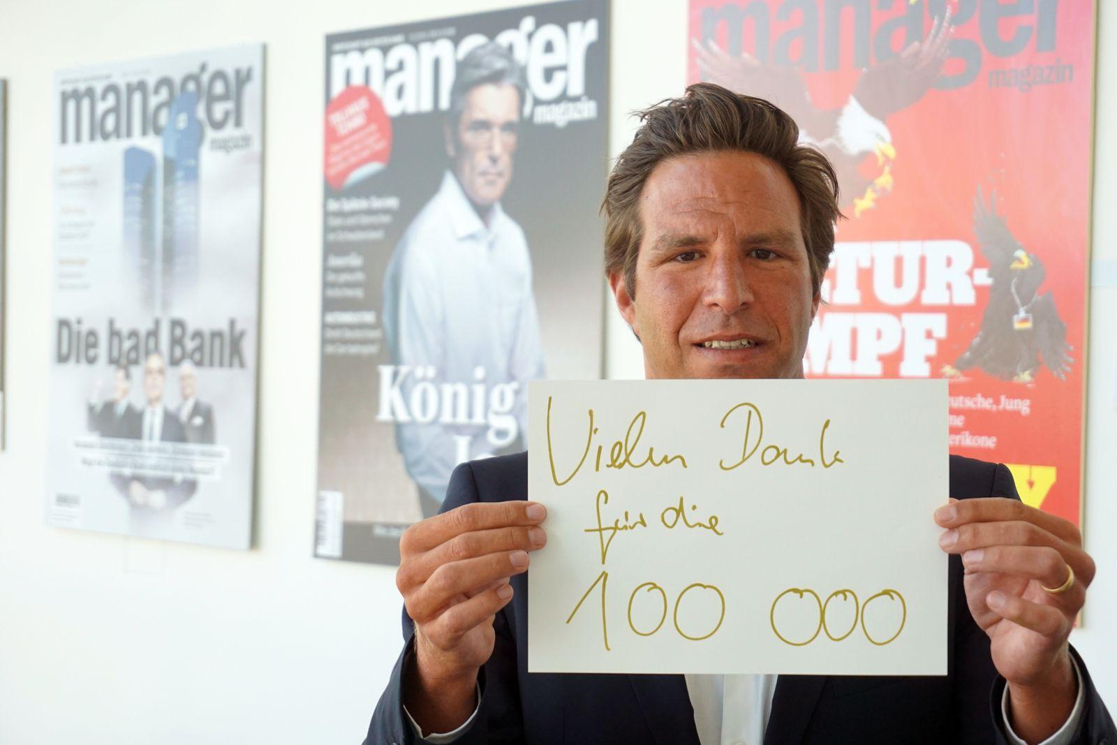 Sven Clausen / 100.000