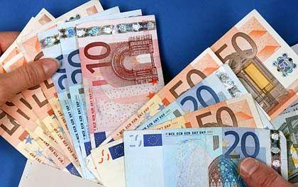 Weniger auf der hohen Kante: Deutsche verlieren Milliarden in der Finanzkrise