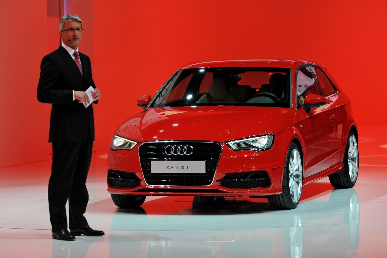 NICHT VERWENDEN Genf / Audi / A3