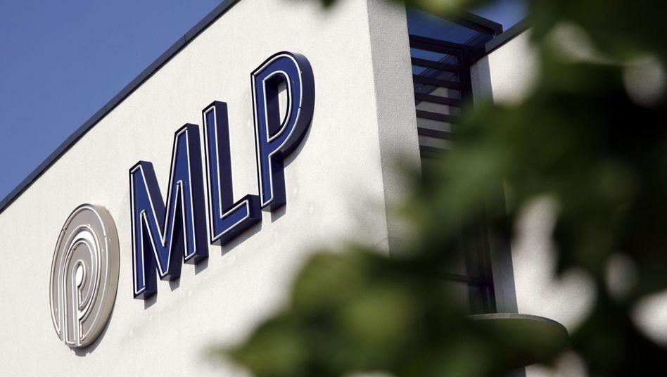 MLP-Zentrale in Wiesloch: Die Bafin bestand auf einen gestandenen externen Kandidaten für das Amt des Finanzvorstands