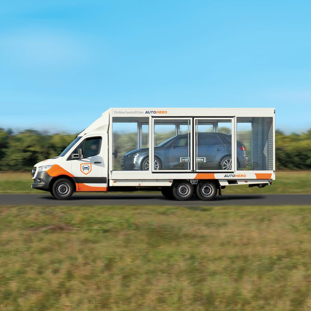 Auto1; Autohero Truck