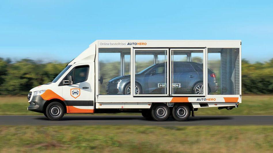 Freie Sicht: Auto1 will auf seiner Plattform künftig mehr Autos auch selbst und direkt an den Endverbraucher verkaufen