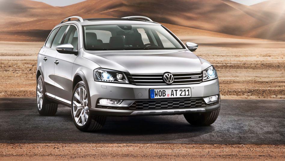 VW-Passat: Viele Flottenkunden schieben derzeit ihre Bestellungen auf