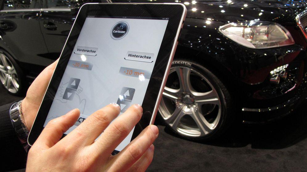 Technik-Trends: Spielzeug fürs Auto