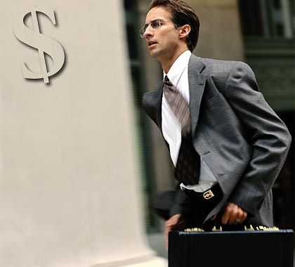 Gute Gehälter: Ein Einstieg in die Bankbranche lohnt nach wie vor
