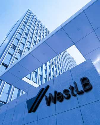 Neuer Investmentbanker: WestLB-Zentrale in Düsseldorf