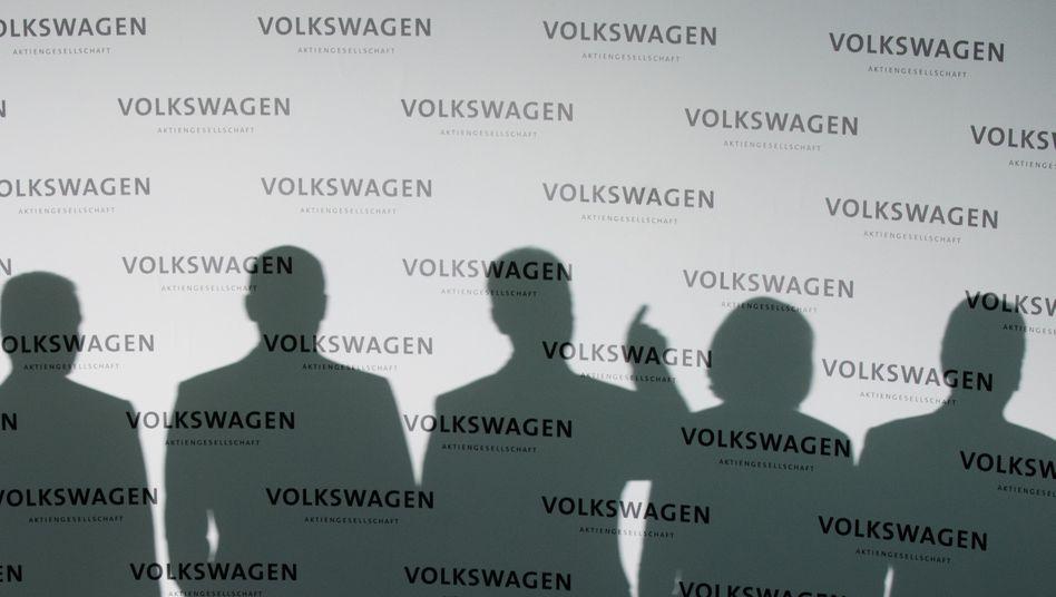 Schatten-Vorstand: Volkswagens Aufseher arbeiten an einem Geheimplan für mögliche Ersatzkandidaten im Vorstand, sollten amtierende Mitglieder angeklagt werden
