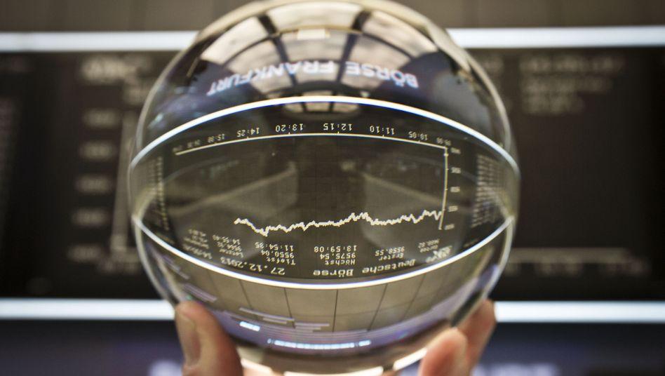 Blick in die Glaskugel: Anlegern steht eine spannende Woche bevor
