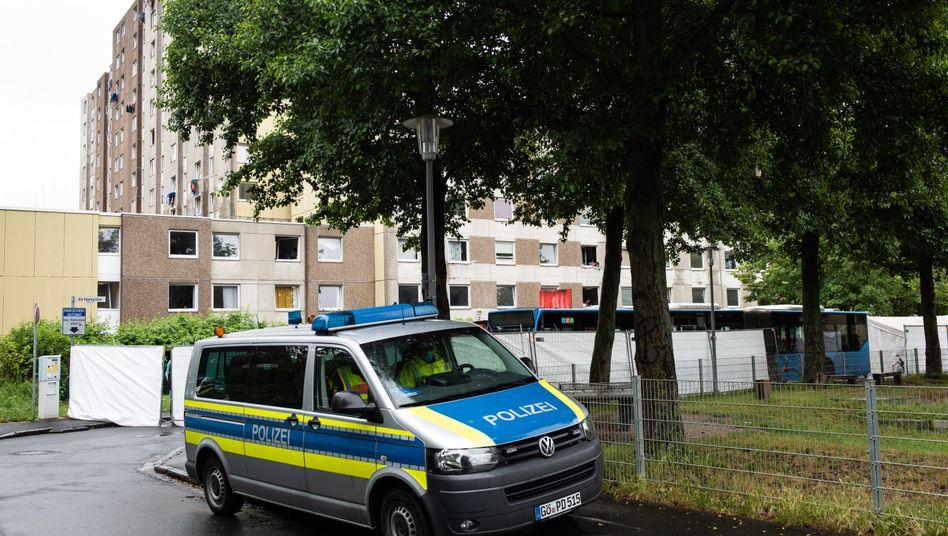 Neuer Corona-Ausbruch in Göttingen: Hochhaus mit 700 Leuten unter Quarantäne