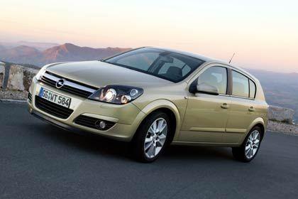 Aktueller Golf-Jäger: Opel Astra