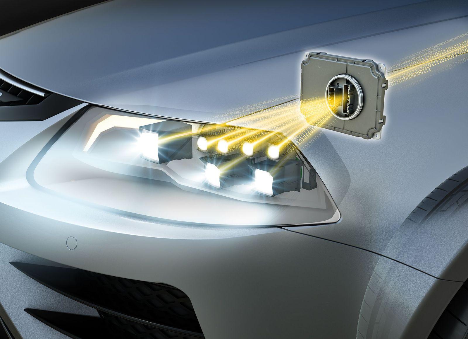 Continental / Osram / intelligente Lichtlösungen