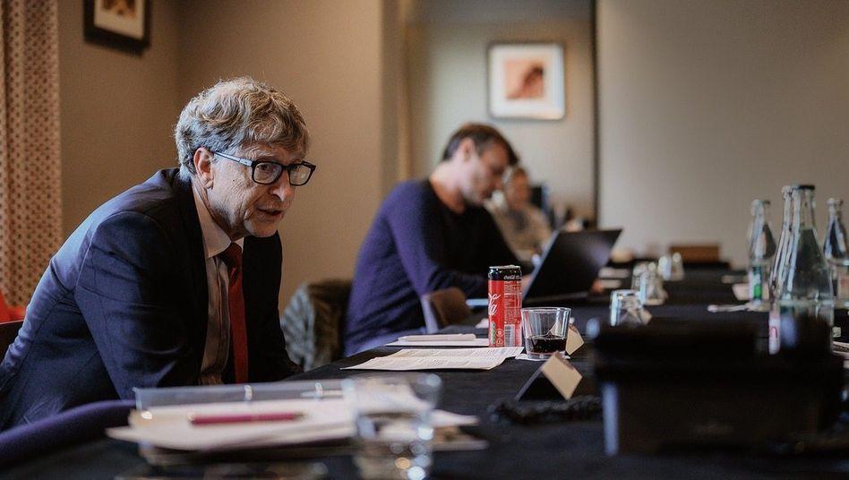 Leiseschürfer: Bill Gates, der Gott aller Garagenerfinder