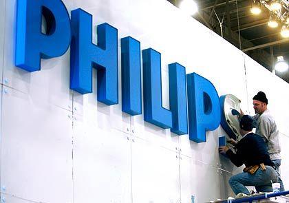 Philips: Finanzkrise als Kaufgelegenheit?