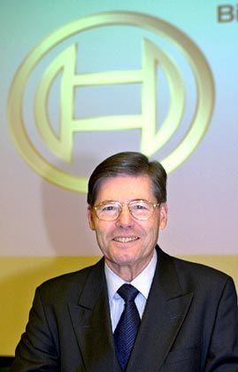 Macht es spannend: Hermann Scholl