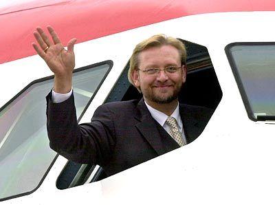 Neuer Finanzchef: Sten Daugaard