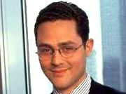 Bernhard Tubeileh, Medien-Analyst bei Merrill Lynch