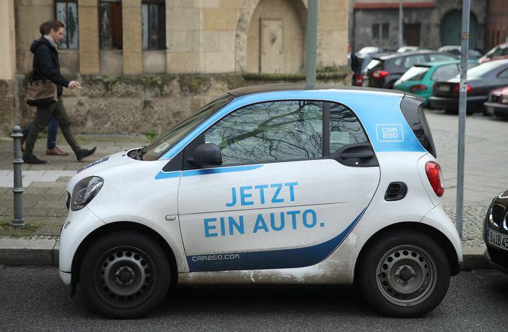 Auch der mittlerweile in das Joint-Venture Share Now aufgegangene Autovermieter Car2go nutzt dynamische Preismodelle