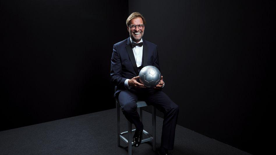 Management mit Charisma, Chuzpe und Cleverness: Jürgen Klopp.