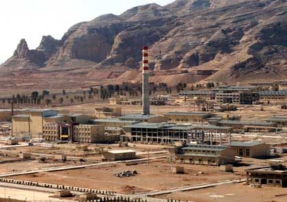 Iranische Atomanlage Isfahan: Auch Russland und China sind besorgt