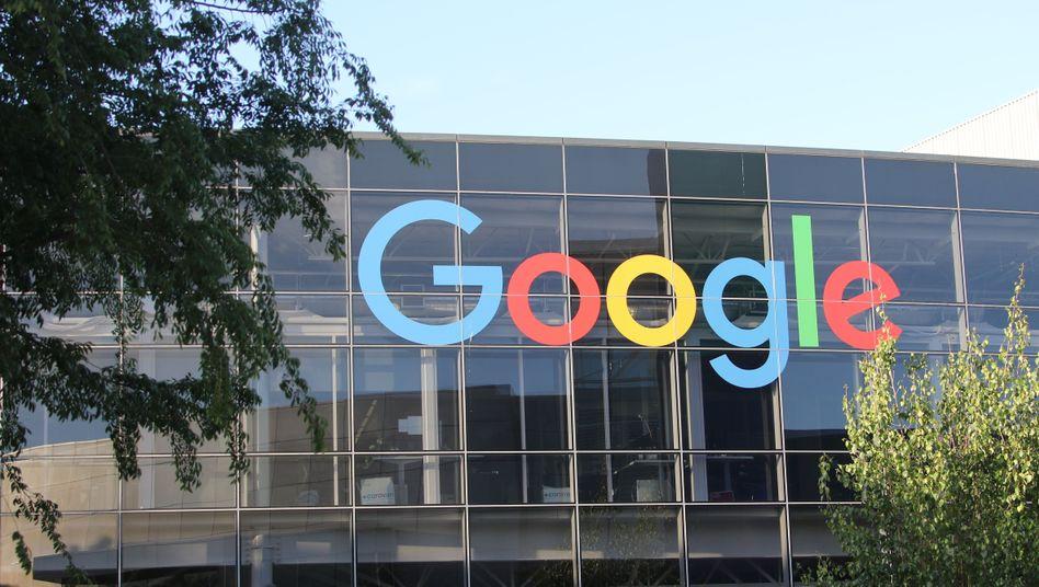 Google-Hauptquartier in Kalifornien: Eine EU-Digitalsteuer würde Internetkonzerne treffen