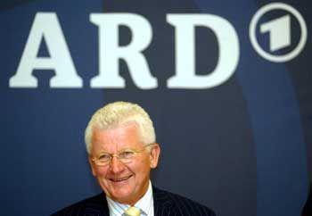 Geht in den Ruhestand: ARD-Intendant Plog