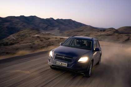 Die Hoffnung des Konzerns im US-Markt: Kleine Geländewagen wie der VW Tiguan