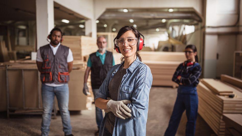 Gute Stimmung im Betrieb: Die Unternehmenskultur entscheidet auch über den Erfolg