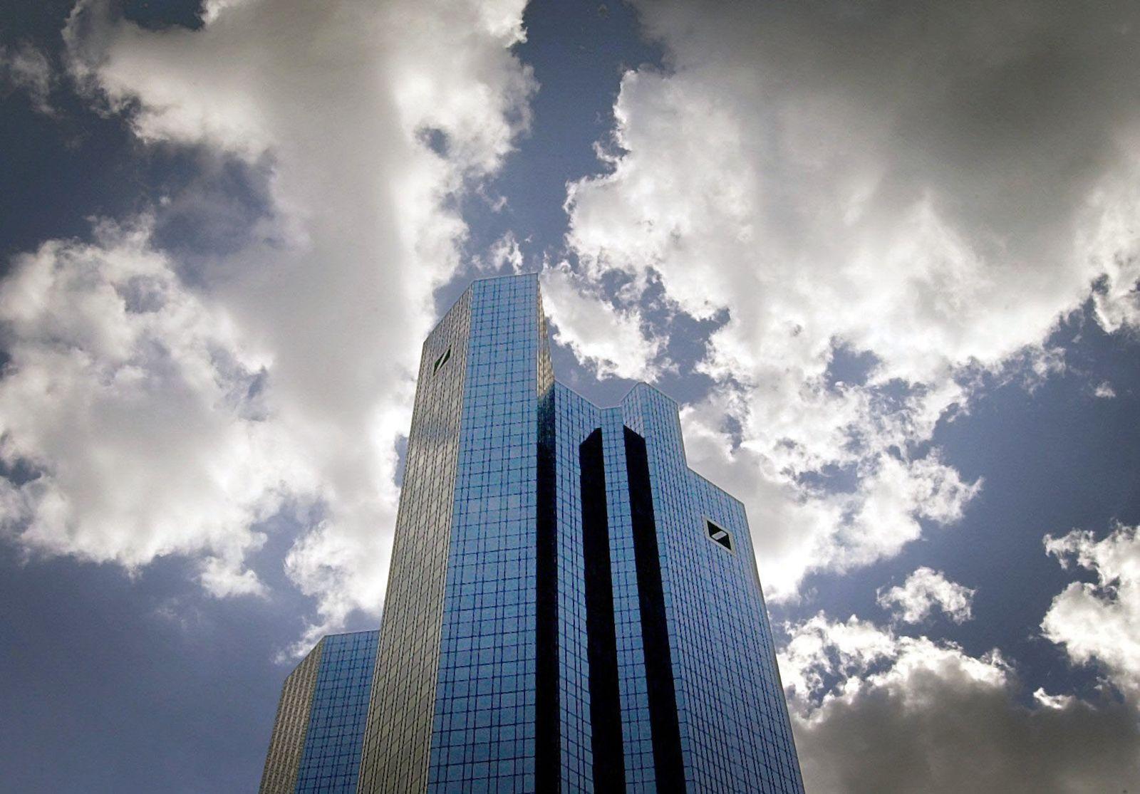 Deutsche Bank/ Frankfurt
