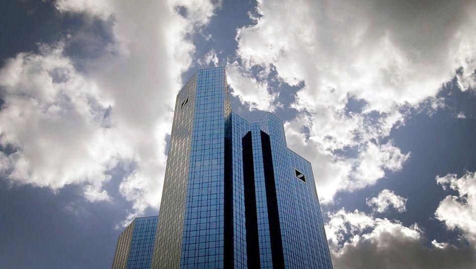Zwielichtige Hypothekengeschäfte: Die Deutsche Bank zahlt 202 Millionen Dollar, um einen Rechtsstreit in den USA per Vergleich beizulegen