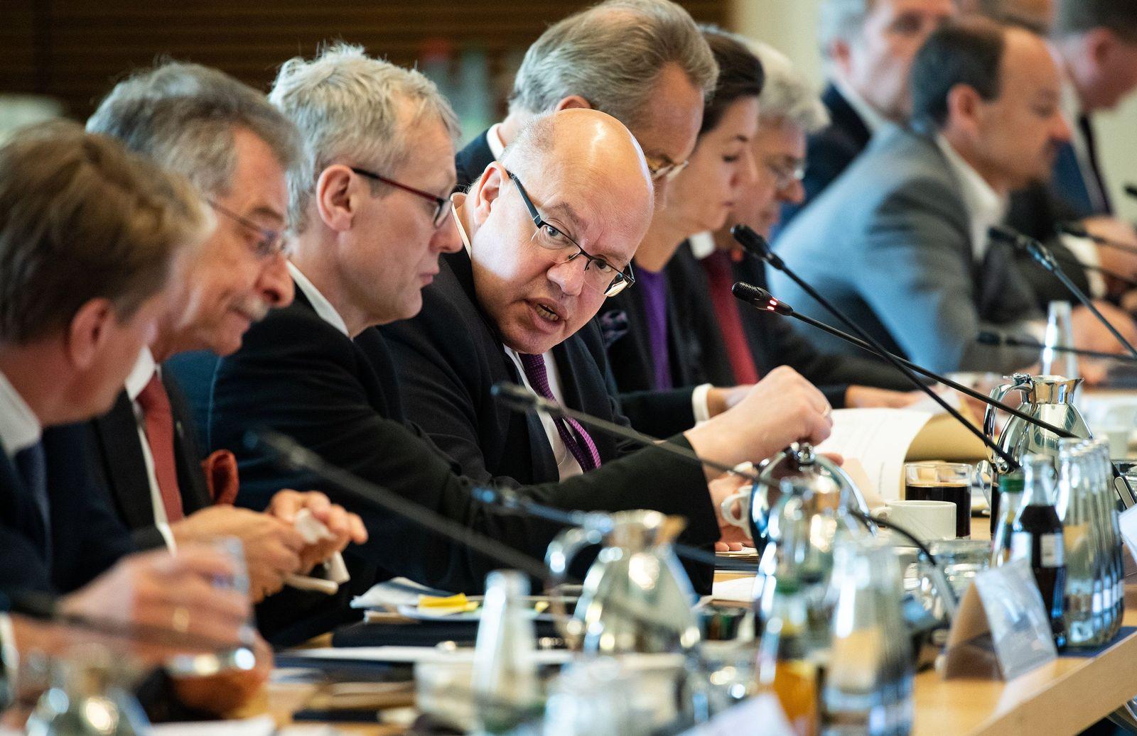 "Peter Altmaier / Kongress zur ""Nationalen Industriestrategie 2030"""