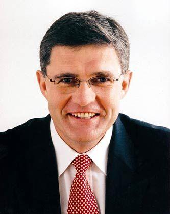Kam von der Hypo Real Estate Bank zur HVB: Johann Berger