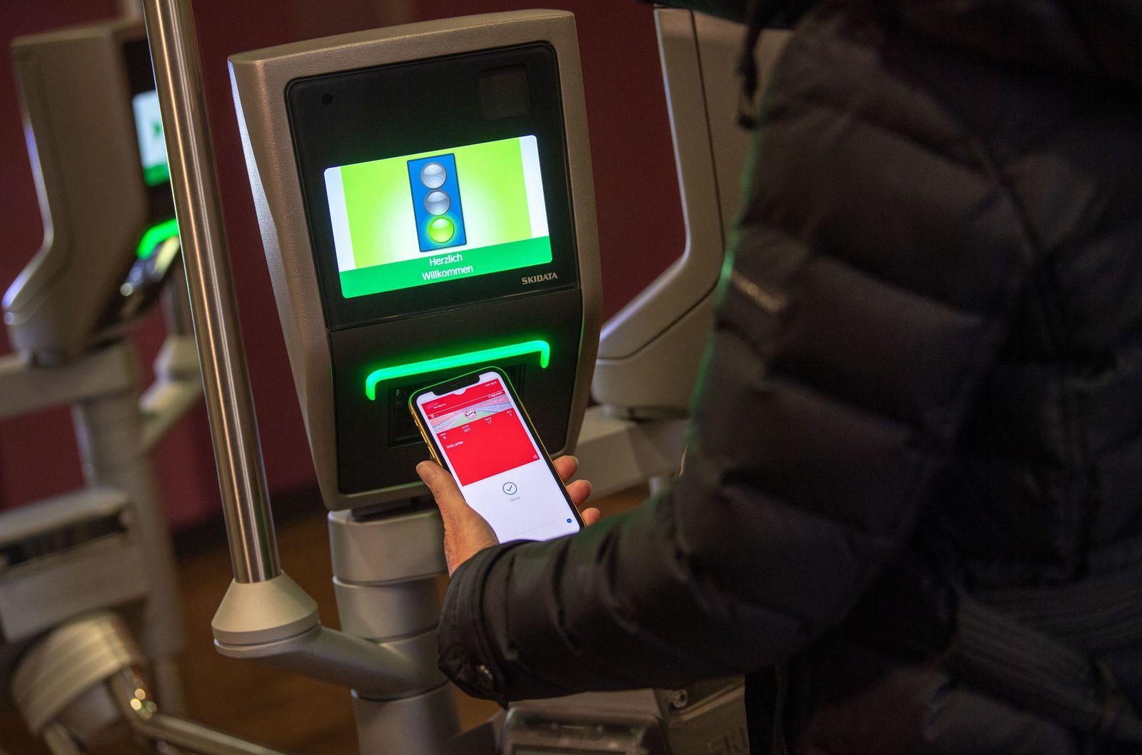 Symbolbild Mobiles bezahlen