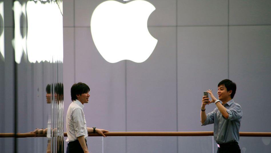 Apple-Store in Peking