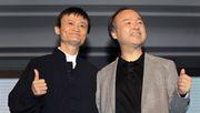 Softbank-Chef Son und Alibaba-Chef Ma gehen getrennte Wege