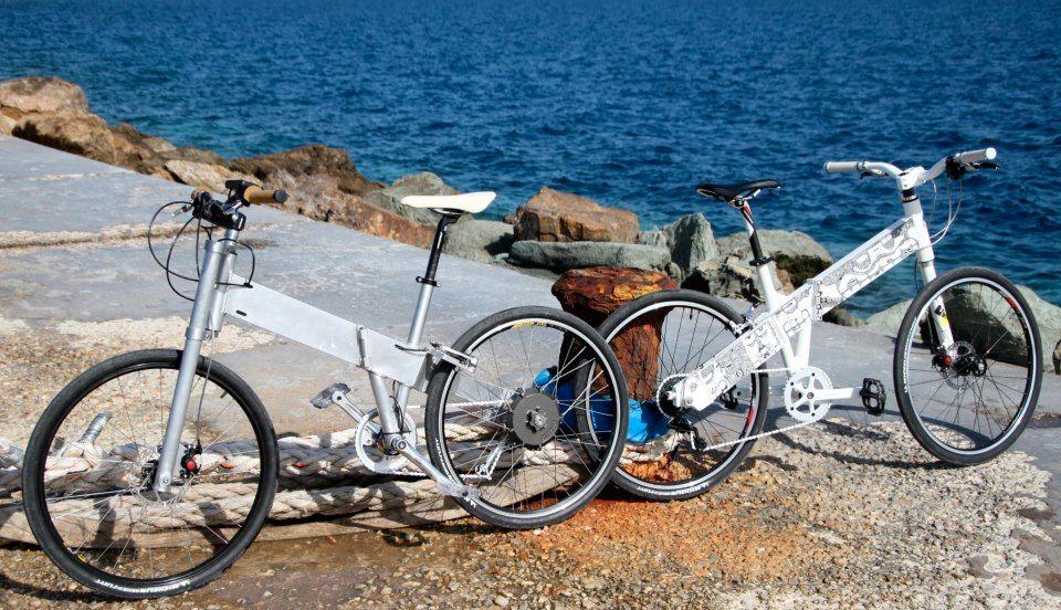 Fahrrad / Velolab FP2