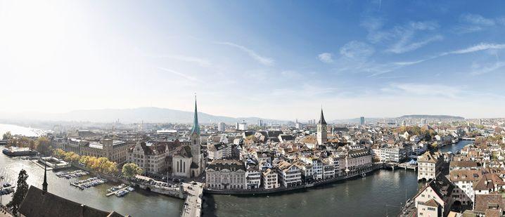 Bankenplatz Zürich: Wie viel Schwarzgeld lässt die Weißgeldstrategie noch zu?