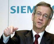 Auf einen Schlag: Siemens-Chef von Pierer will ein Firmenpaket abstoßen