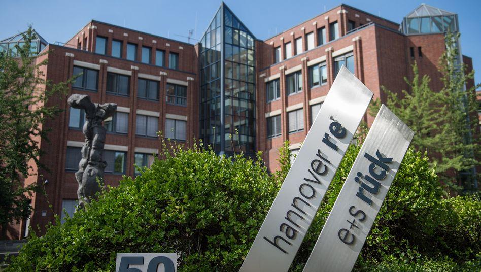 Drittgrößter Rückversicherer der Welt: Firmensitz von Hannover Rück in der niedersächsischen Hauptstadt