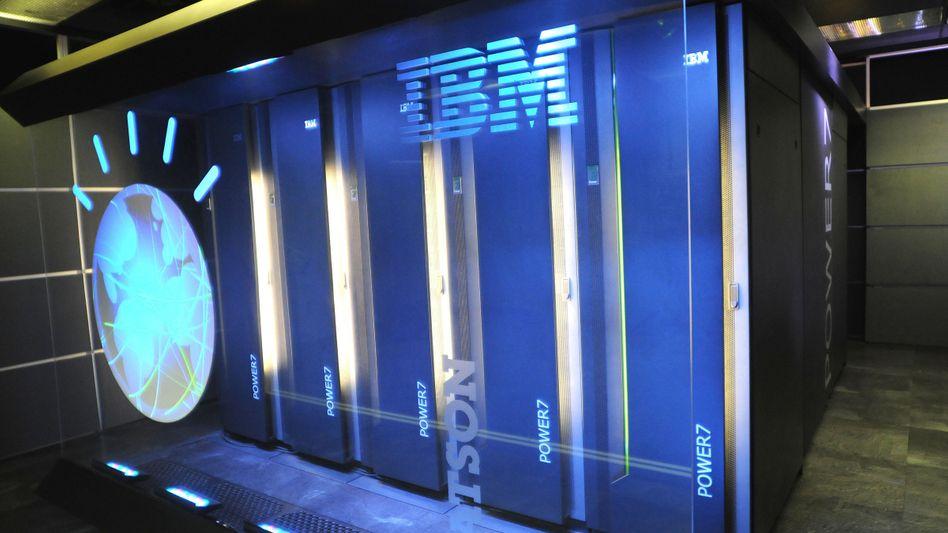 IBM will den Cloud-Infrastrukturanbietern von Amazon das Wasser abgraben