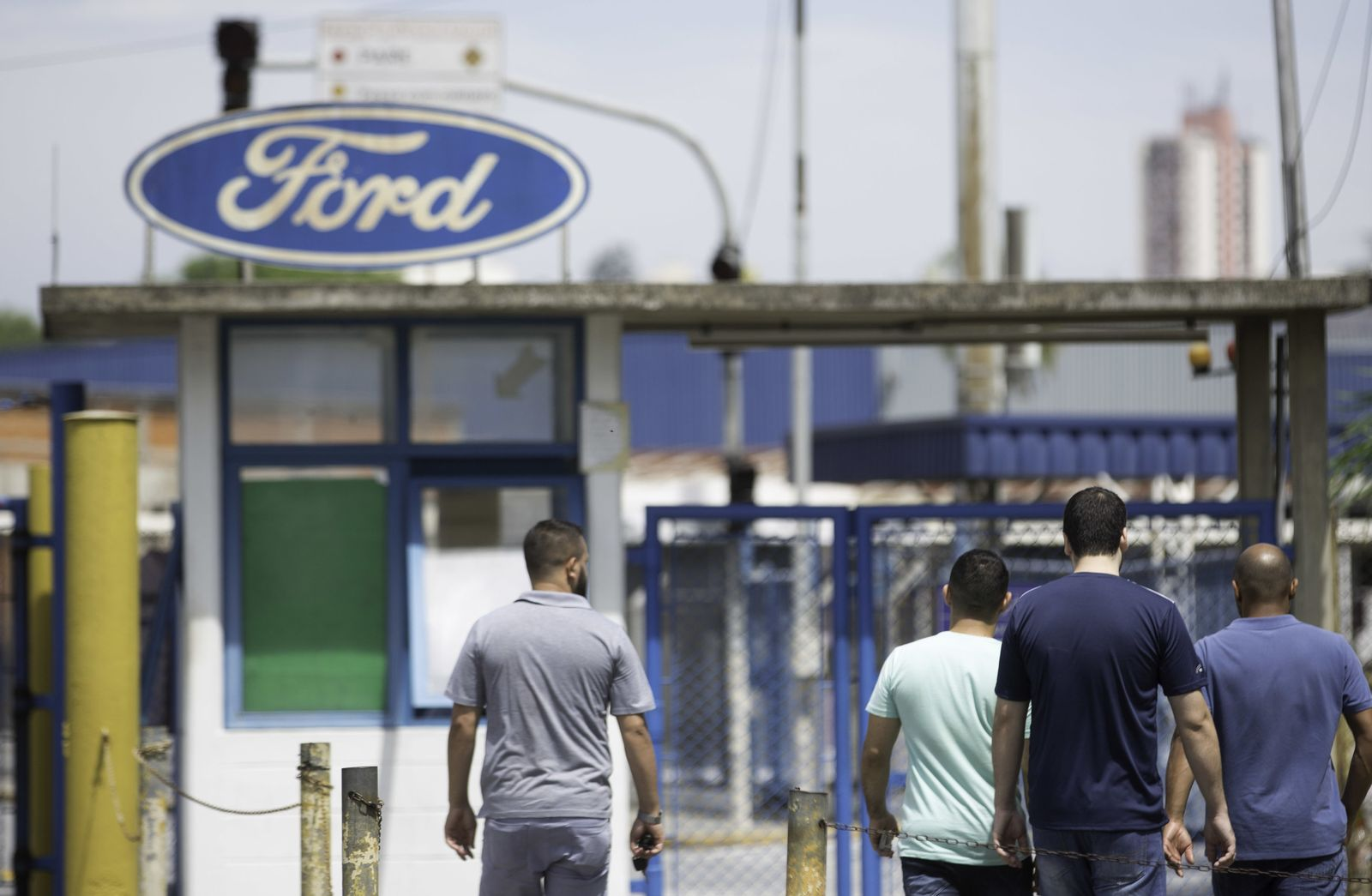 Ford in Brasilien